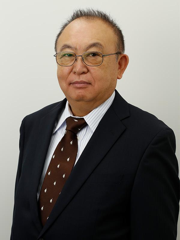 代表取締役社長 清水一行の写真